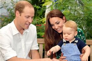Принц Джордж, день рождение, Елизавета II