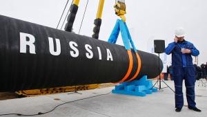 """Россия, Дания, """"Северный поток-2"""", Газопровод, Кремль"""