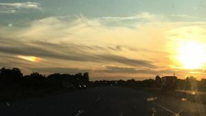 два Солнца, Полтавская область, аномалия, восхождение, феномен, паргелий