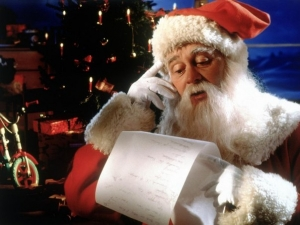 мировые новости, новости Франции, новый год, Дед Мороз
