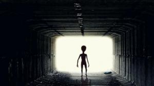 гуманоиды, инопланетяне, пришельцы, космос, смотреть видео, кадры, внеземные цивилизации, инопланетные цивилизации, Колумбия, пещера, зловещее существо