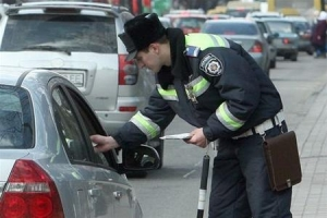 ГАИ, МВД, осмотр транспорта, боеприпасы, Одесса, Днепропетровская дорога, арест