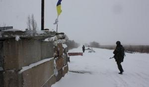 Донбасс, зона АТО, пропускной режим, восток Украины, Донецк, автобусы, блок-посты, война в Донбассе