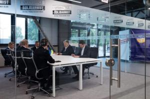 новости, Петр Порошенко, новый офис, БПП Солидарность, фото