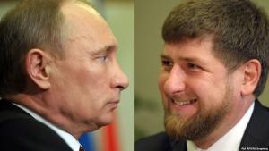 Путин, Кадыров, Чечня, выборы, политика