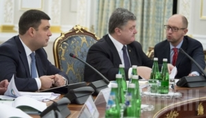 Украина, коалиция, парламент, ВР, Кабмин, политика, общество, Яценюк, Гройсман, Жебривский, Луценко