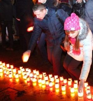 киев, волноваха, донбасс, марш солидарности