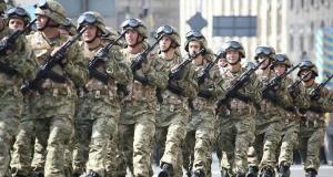 Украина, политика, армия, ВСУ, учения, пехота