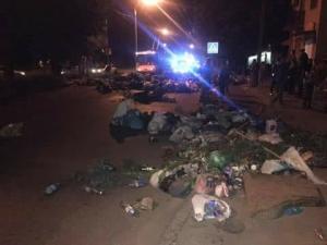 грибовичская свалка, мусор, протест, львов, фото, новости украины