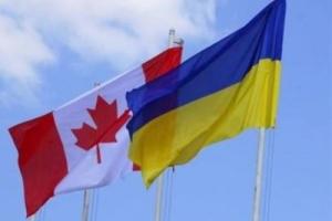 украина, канада, порошенко, харпер
