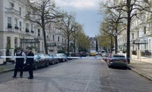 лондон, покушение, мид украины, посольство, украина, происшествия, стрельба, наталья галибаренко