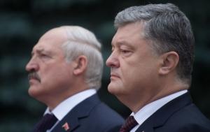 Украина, Беларусь, Встреча, Гомель, Порошенко, Лукашенко.