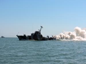 Украина, США, Учения, Море, Одесса, Sea Breeze.