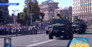 день независимости, техника, вооружение, киев, парад в киеве, видео, соцсети, россия