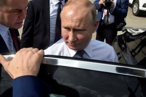 новости, США, Россия, Трамп, Путин, рукопожатие, отказ, не поздоровался, не пожал руку, G20, саммит, Аргентина