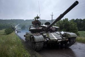 украина, армия, завод имени малышева, т-64бм, булат