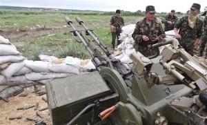марьинка, ато, донбасс, восток украины, обстрел, пулеметы, днр, украина, всу, новости