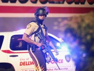Фергюсон, США, полиция США