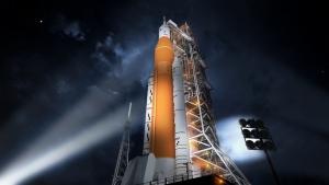 сша, ракета, SLS, космос, россия
