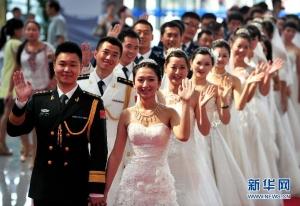 китай, армия, общество