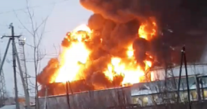 россия, хмао, нефтебаза, пожар, резервуары, нефтепродукты, пострадавшие, техника безопасности, хохряковское месторождение, нижневартовсикй район, варьеганнефтегаз