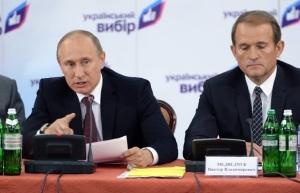Украина, Донбасс, Виктор Медведчук, Владимир Путин, Обмен пленными