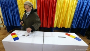 румыния, выборы, президент