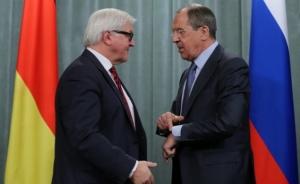Лавров, Штайнмайер, МИД России, война в Донбассе, политика, российско-украинский конфликт