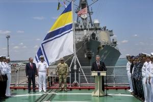 Петр Порошенко, президент Украины, новости украины, армия украины, всу, вмс украины, одесса, военные учения, сша, армия сша, си бриз, sea breeze