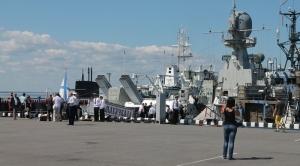 санкт-петербург, общество, происшествия, Международный военно-морской салон в Петербурге
