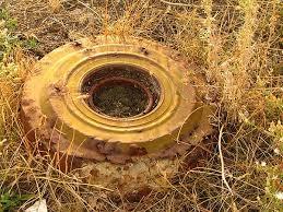 восток украины, подрыв на минах, гибель детей