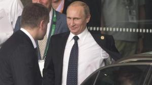 политолог Петр Олещук, Путин признается в аннексии Крыма, документальный фильм