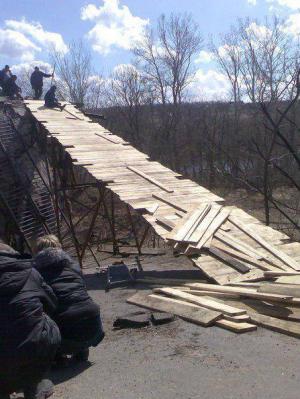 """Луганск, лнр, донбасс, восток, плотницкий, мост, украина, реконструкция, """"мост Плотницкого"""""""