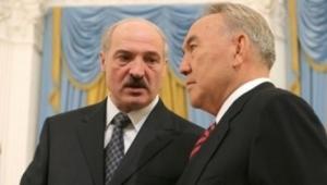 нурсултан назарбаев, александр лукашенко, беларусь, казахстан, украина, встреча в нормандском формате, донбасс