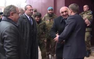ДНР, Абхазия, Донбасс, политика, СБУ, Украина, Захарченко