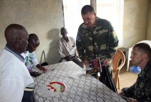 либерия, эбола, миротворцы, украина