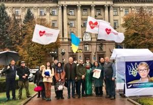 Юлия Тимошенко, Батькивщина, новости, Николаев, митинг, Украина, происшествия