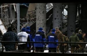 широкино, обсе, днр, ато, донбасс, происшествия, донецкий аэропорт, восток украины, новости, украина