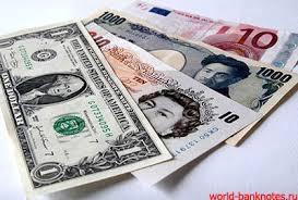курс валют, НБУ, доллар, евро, гривна, рубль