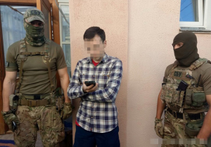 задержан житомирский журналист, СБУ, госсизмена
