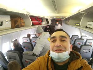 коронавирус, Китай, Украина, эвакуация, скандал, самолет
