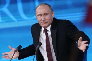 путин, послание, россия, скандал, экономика, проблема