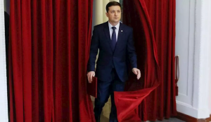 Украина, Выборы, Политика, Зеленский, Кандидат, Темники.