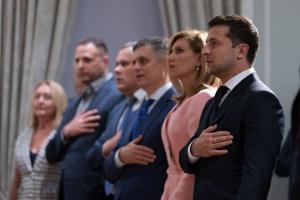 Украина, политика, сша, зеленский, кандидат, жена одежда