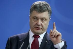 Порошенко, Украина, АТО, Россия, конфликт, Донбасс, перемирие, санкции, минские соглашения