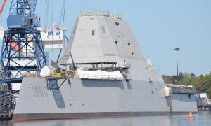 сша, флот, корабль, эсминец, новый, стелс, невидимый, пушка, лазер, бпла, беспилотник,DDG-1000, Zumwalt.