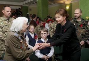 днепропетровск, марина порошенко, политика, общество, 9 мая