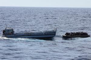 евросоюз, средиземное море, мигранты