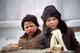 Дети, беспризорники, Луганск, Донбасс, работа