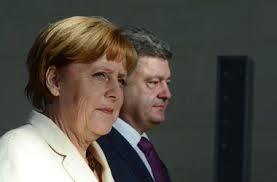 Порошенко, Меркель, Париж, встреча, Донбасс, Олланд